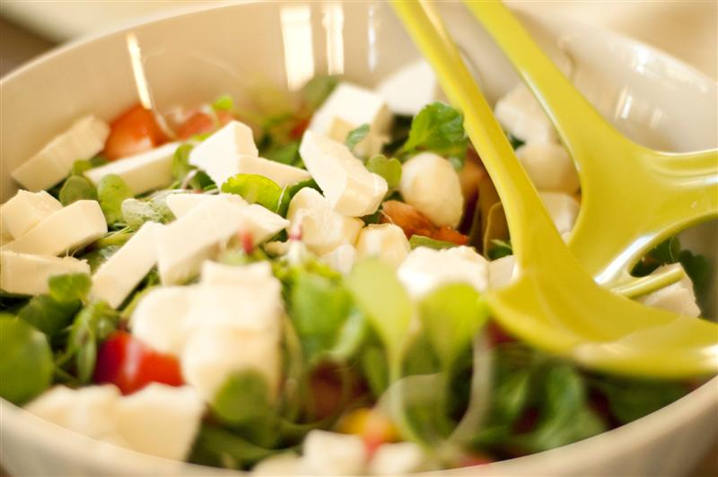 sommarsallad (Medium)
